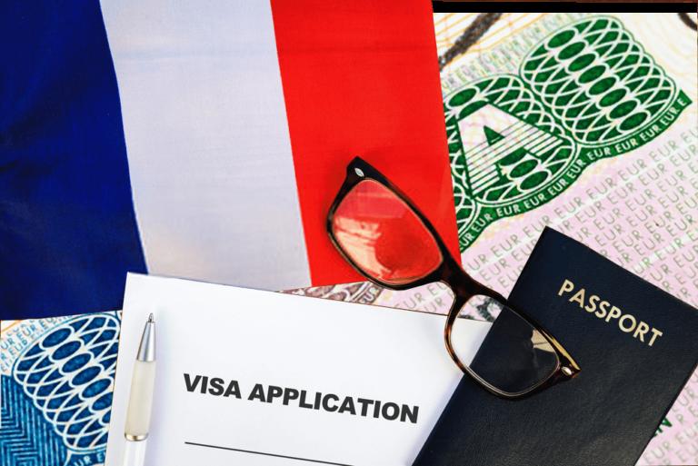 فيزا فرنسا للجزائريين 2021