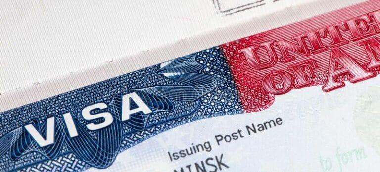متطلبات فيزا أمريكا 2020