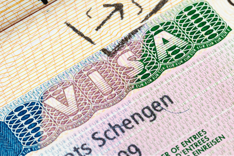 تأشيرة شنجن لإقامة قصيرة (90 يوماً أو أقل)