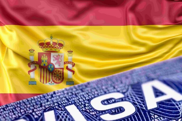 فيزا اسبانيا للمصريين 2020