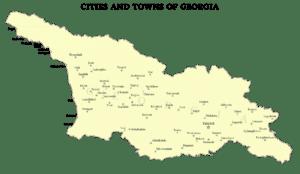 السياحة في جورجيا تبليسي مدن جورجيا