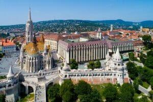 فندق الهيلتون  Hilton Budapest