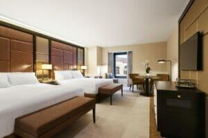 فندق الهيلتون بودابست Hilton Budapest
