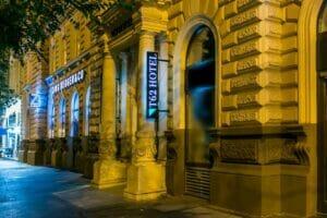 فندق ت62 بودابست Budapest T62 Hotel