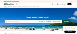 أفضل 10 مواقع و تطبيقات حجز الفنادق موقع تريب أدفيزور TripAdvisor