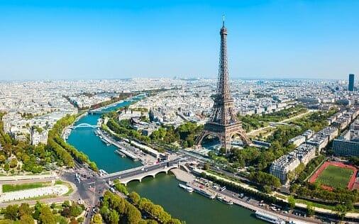 السياحة في باريس 2021