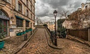 السياحة في باريس-تل مونمارتر باريس Montmartre Hill