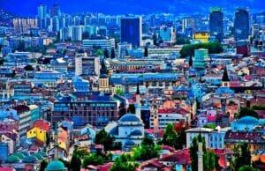 فيزا البوسنة للسعوديين -سراييفو في الربيع