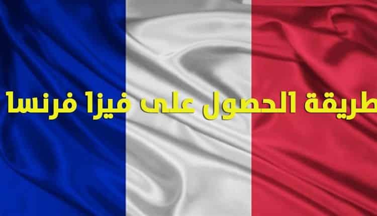 طريقة الحصول على فيزا فرنسا 2021
