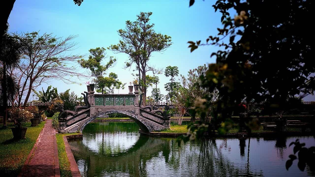 منظر رائع من جزيرة بالي اندونيسيا صور