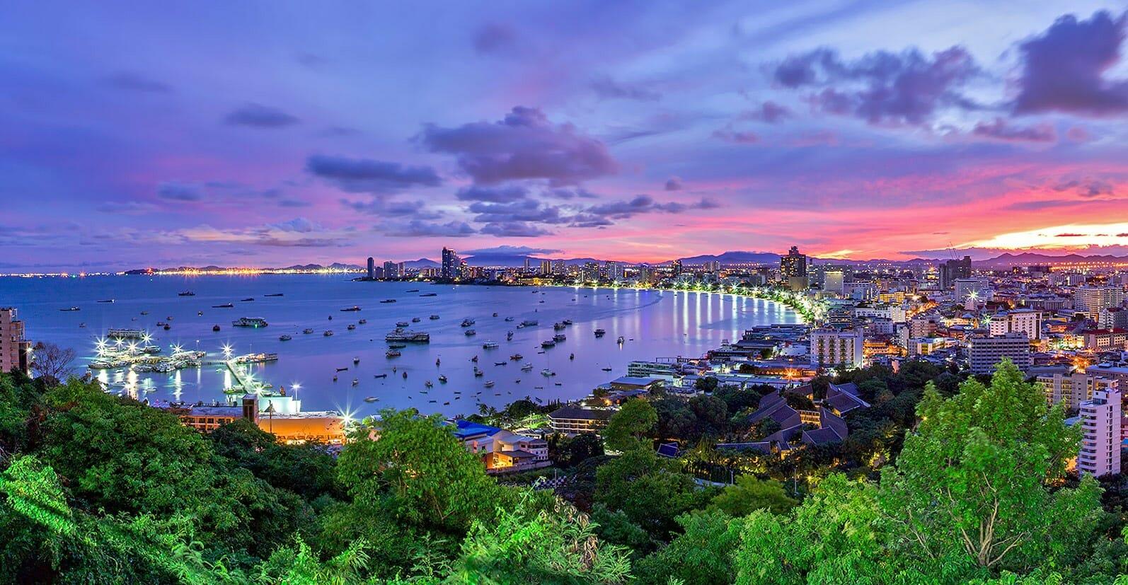 أفضل معالم الجذب في بتايا تايلاند