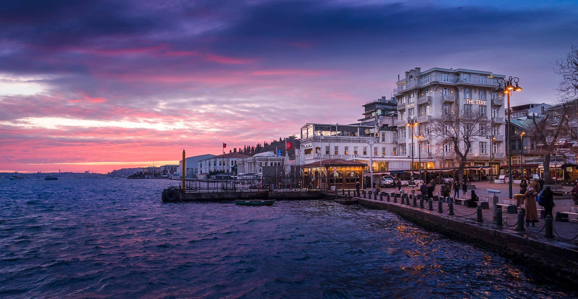 فندق The Stay Bosphorus أورتاكوي اسطنبول