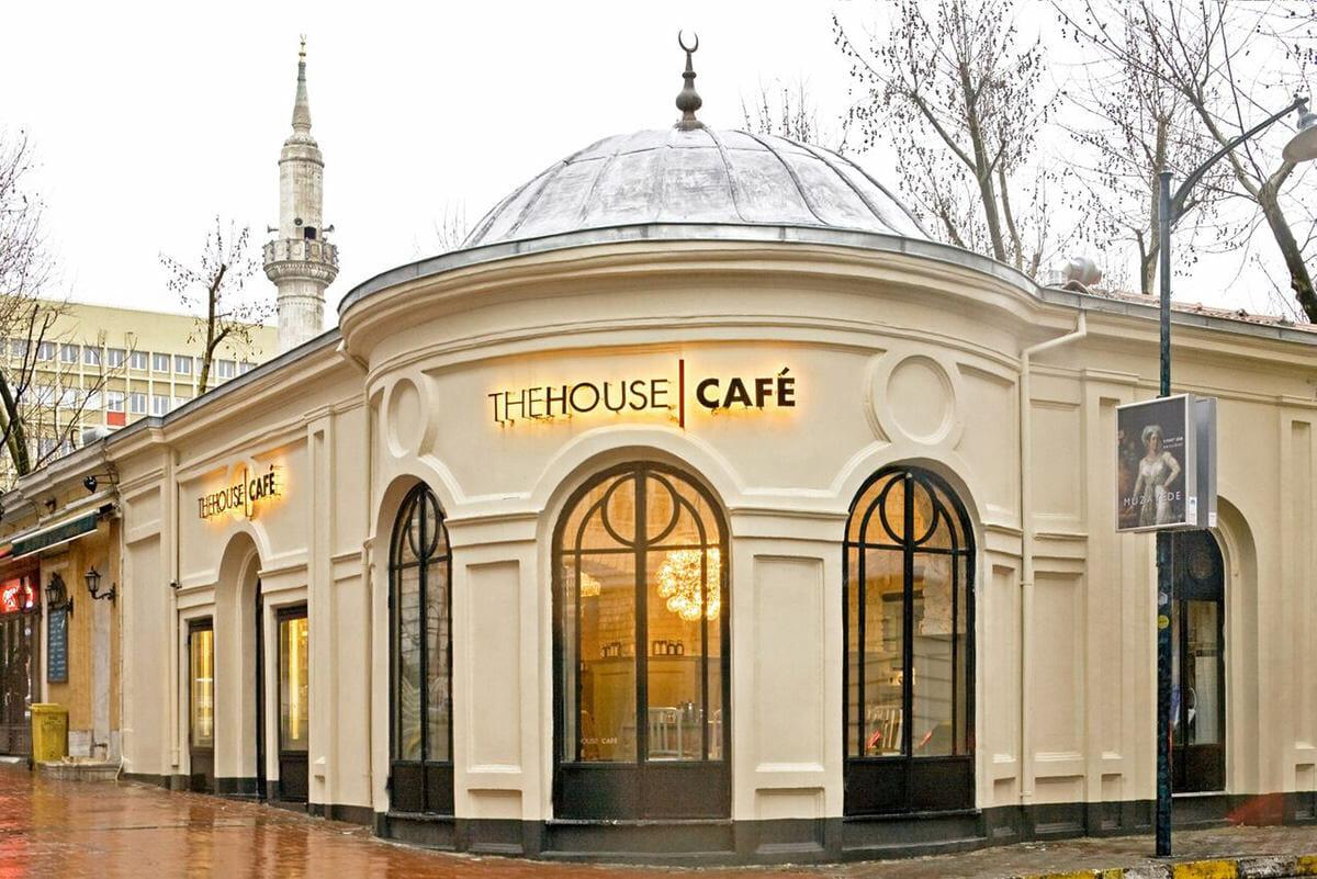 مطعم و مقهى The House Café أورتاكوي اسطنبول