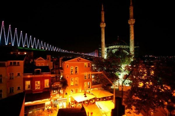 أورتاكوي اسطنبول فندق Ortakoy Aparts